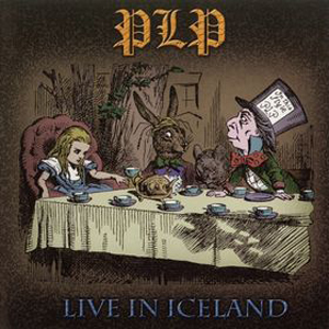 P�r Lindh Project - Live In Iceland CD (album) cover