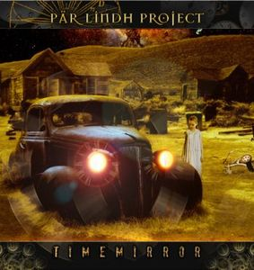 P�r Lindh Project - Time Mirror CD (album) cover