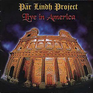P�r Lindh Project Live In America album cover