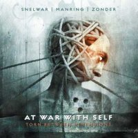 At War With Self - Torn Between Dimensions CD (album) cover