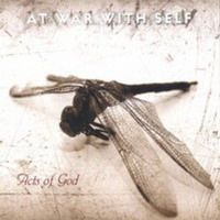 At War With Self - Acts Of God CD (album) cover
