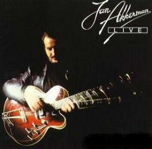 Jan Akkerman - LIVE - Montreux Jazz festival - 1978 CD (album) cover