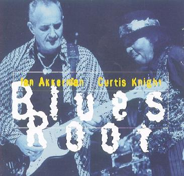 Jan Akkerman Blues Roots album cover