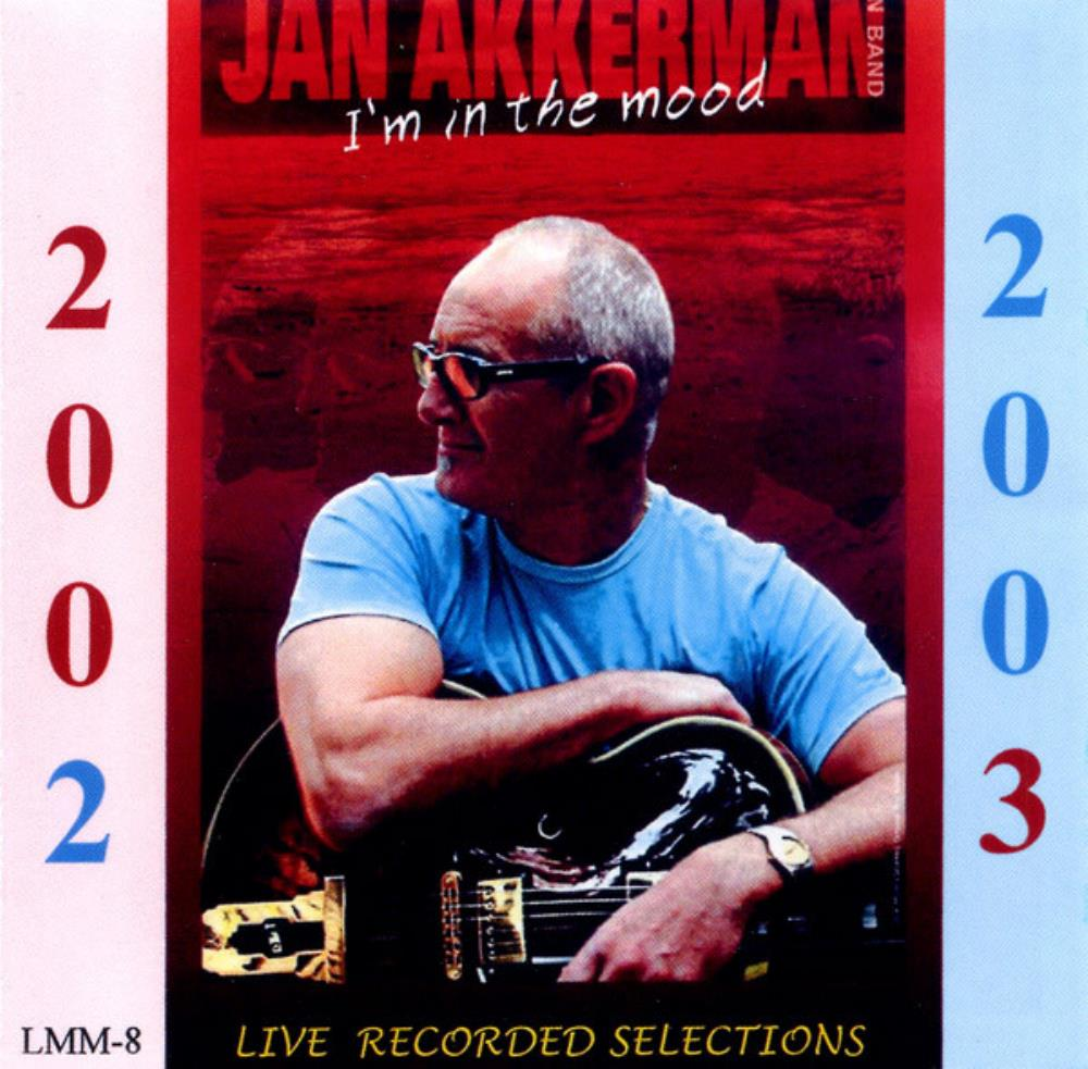 Jan Akkerman I'm In the Mood album cover