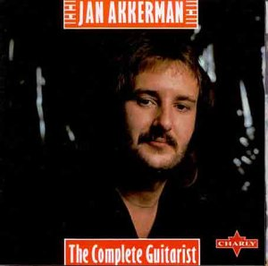 Jan Akkerman The Complete Guitarist album cover