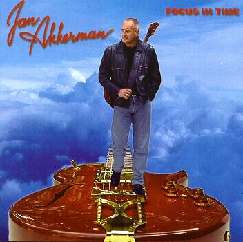 Focus In Time by AKKERMAN, JAN album cover