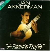 Jan Akkerman A Talent's Profile album cover