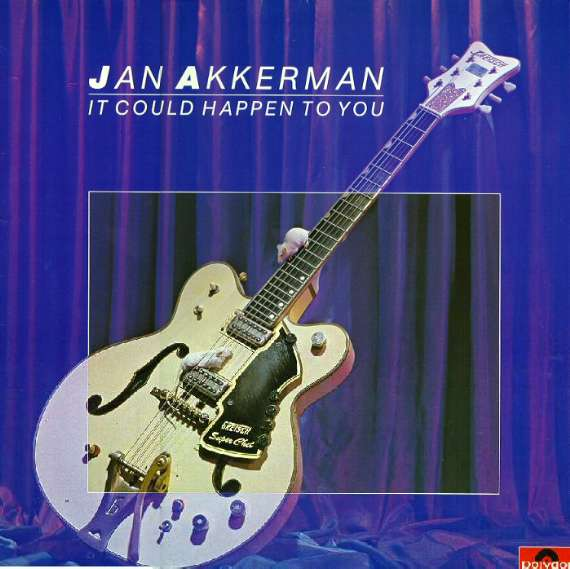 Jan Akkerman - It Could Happen To You CD (album) cover