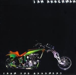 Jan Akkerman From The Basement album cover