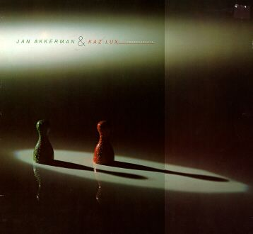 Jan Akkerman - Transparental CD (album) cover