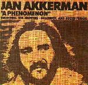 Jan Akkerman A Phenomenon album cover