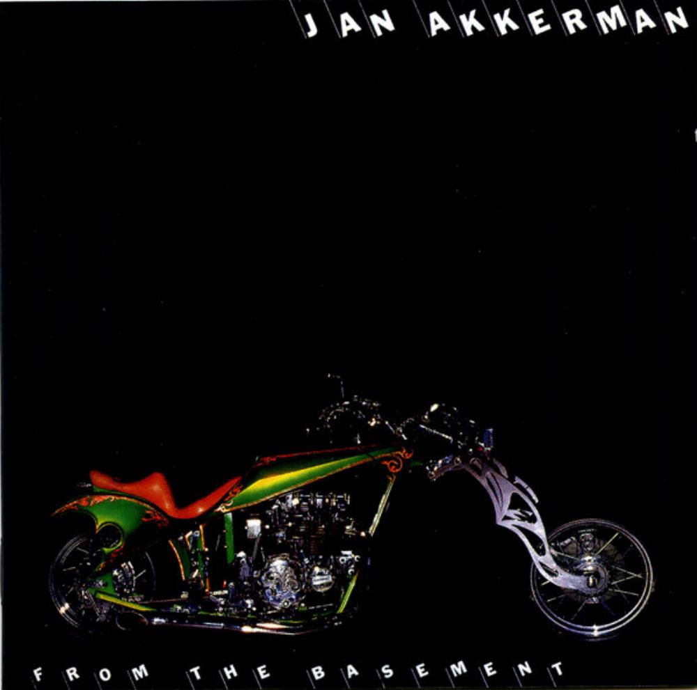 Jan Akkerman - From The Basement CD (album) cover