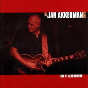 Live at Alexanders by AKKERMAN, JAN album cover