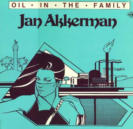 Jan Akkerman Oil In The Family album cover