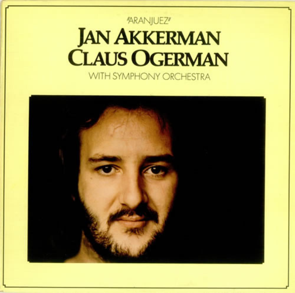Jan Akkerman - Jan Akkerman & Claus Ogerman: Aranjuez CD (album) cover