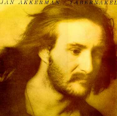 Jan Akkerman - Tabernakel CD (album) cover