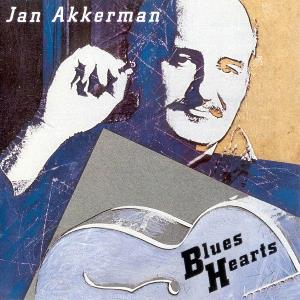 Jan Akkerman - Blues Hearts CD (album) cover