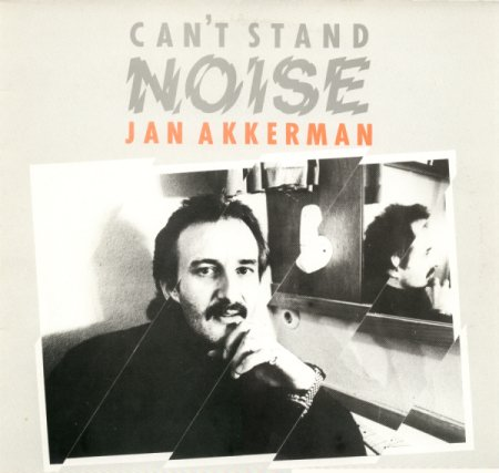 Jan Akkerman Can't Stand Noise album cover