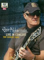 Jan Akkerman - Live in Concert, The Hague 2007 CD (album) cover