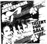 Jan Akkerman Talent For Sale album cover