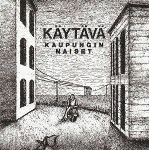 Käytävä / Kaupungin naiset by NOVA album cover