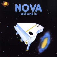 Nova - Atlantis CD (album) cover