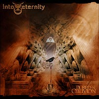 Into Eternity Buried in Oblivion album cover