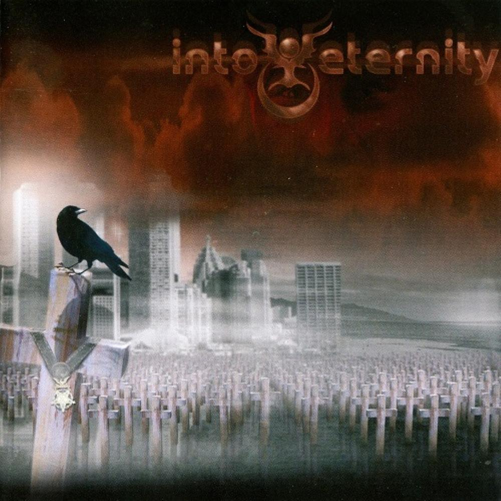 Into Eternity - Dead Or Dreaming CD (album) cover