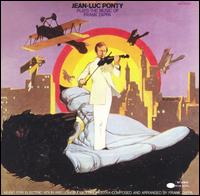 Jean-Luc Ponty - King Kong: Jean-Luc Ponty Plays the Music of Frank Zappa  CD (album) cover