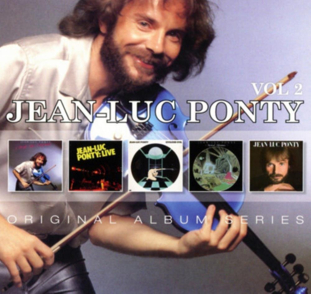Original Album Series Vol. 2 by PONTY, JEAN-LUC album cover