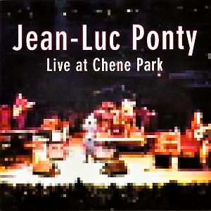 Jean-Luc  Ponty Live at Chene Park album cover