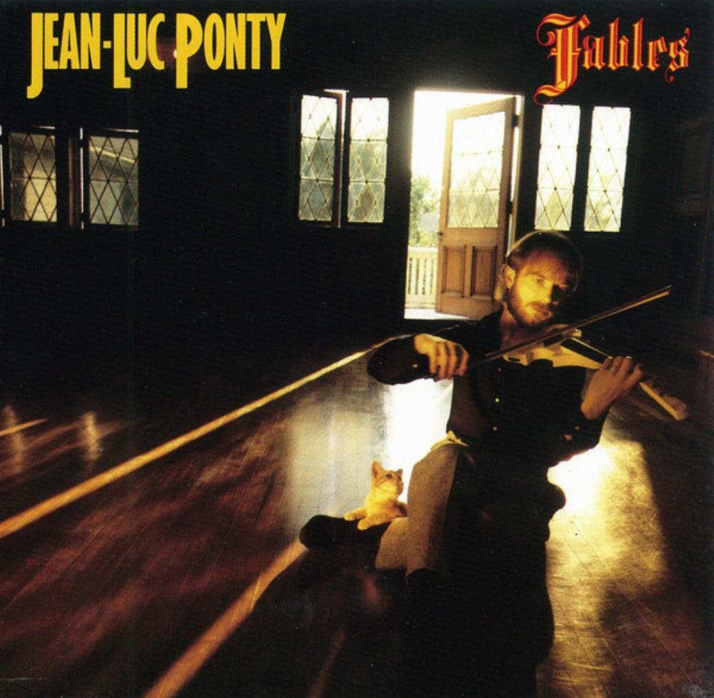 Fables by PONTY, JEAN-LUC album cover