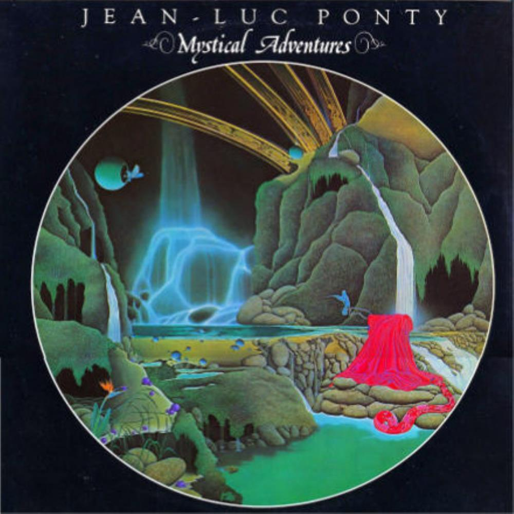 Mystical Adventures by PONTY, JEAN-LUC album cover