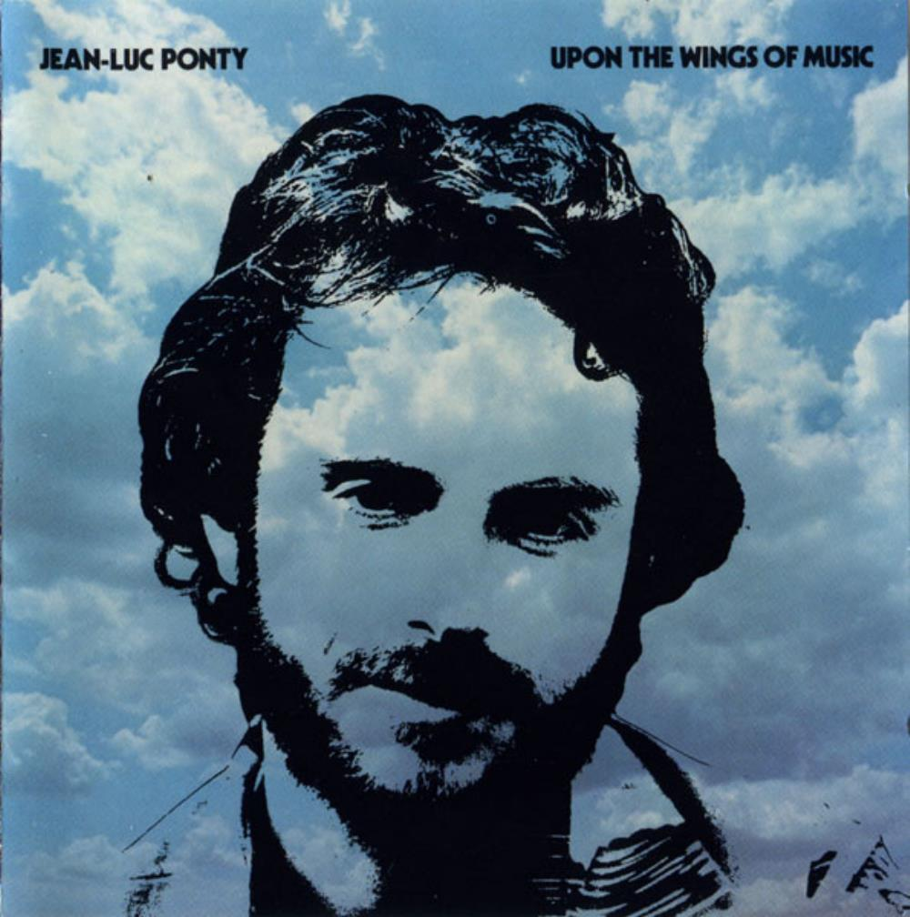 Jean-Luc Ponty Upon The Wings Of Music album cover