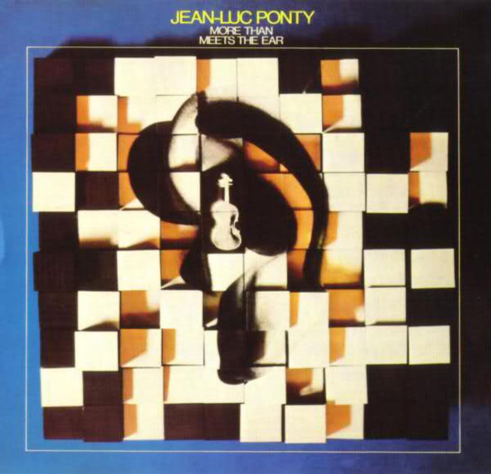 Jean-Luc  Ponty - More Than Meets The Ear CD (album) cover
