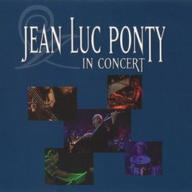 Jean-Luc  Ponty Jean-Luc Ponty In Concert album cover