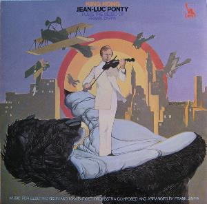 Jean-Luc  Ponty King Kong: Jean-Luc Ponty Plays the Music of Frank Zappa  album cover