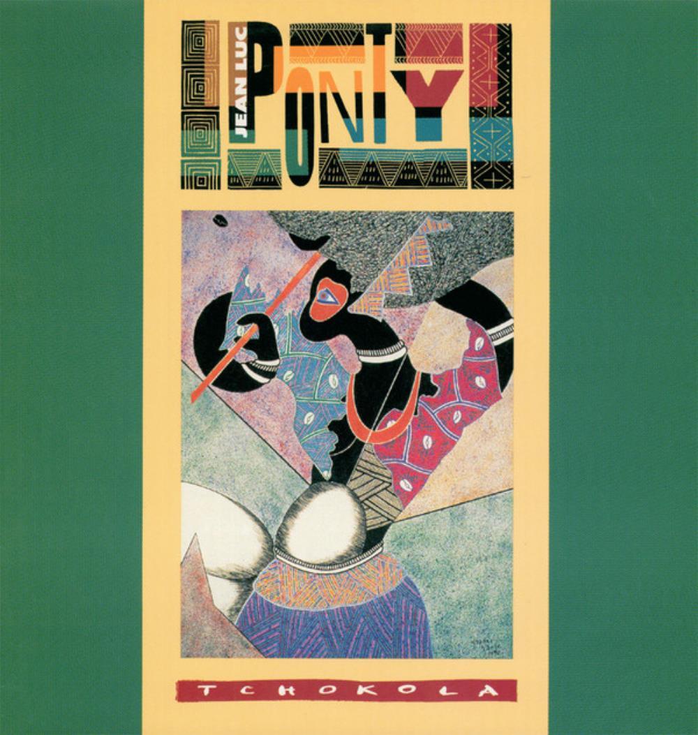Tchokola by PONTY, JEAN-LUC album cover