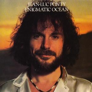 Jean-Luc Ponty - Enigmatic Ocean CD (album) cover