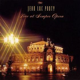 Jean-Luc  Ponty Live at Semper Opera album cover