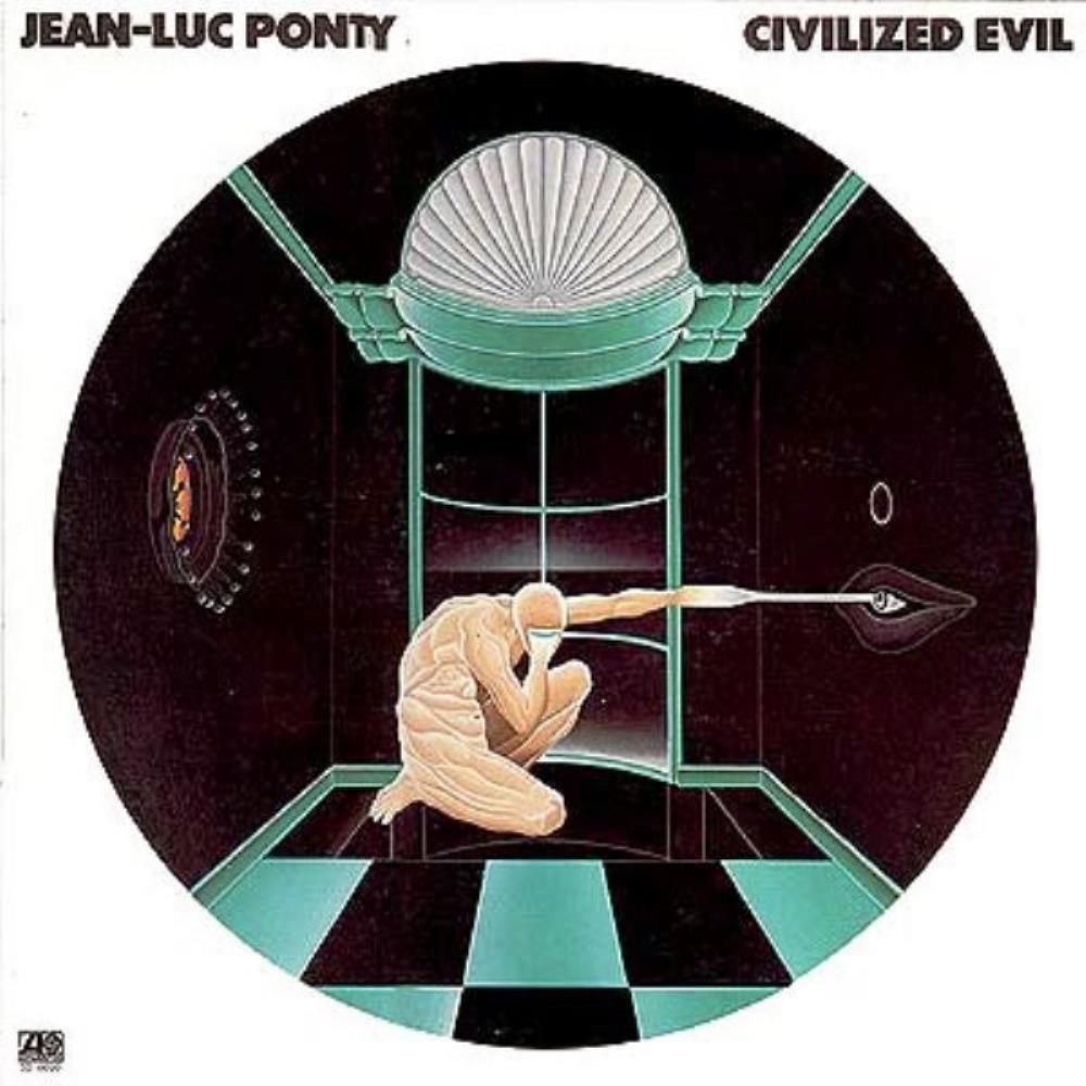 Civilized Evil by PONTY, JEAN-LUC album cover