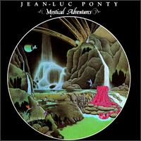 Jean-Luc  Ponty - Mystical Adventures CD (album) cover