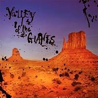 Valley of the Giants - Valley of the Giants CD (album) cover