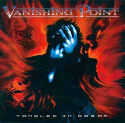 Vanishing Point - Tangled In Dream CD (album) cover