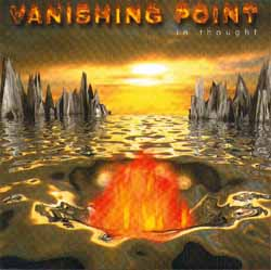 Vanishing Point - In Thought CD (album) cover