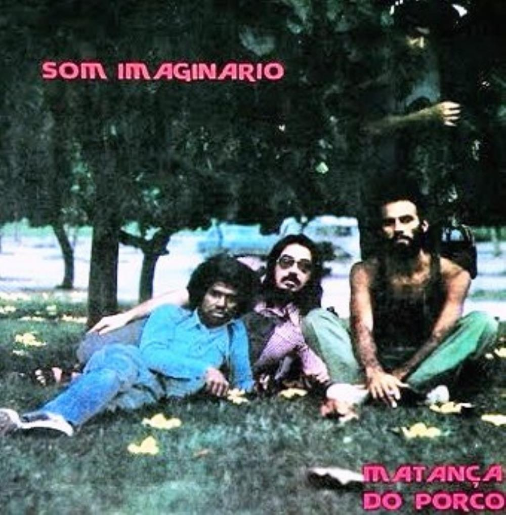 Matança Do Porco by SOM IMAGINÁRIO album cover