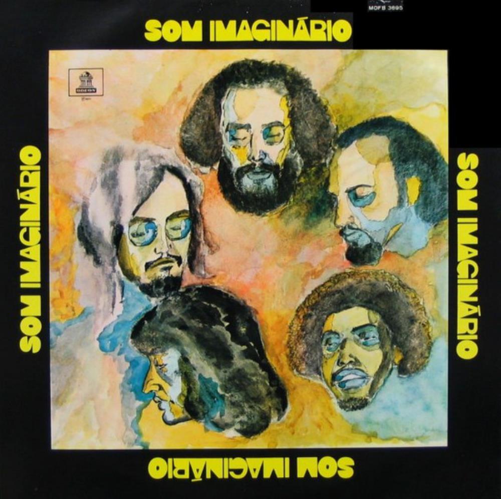 Som Imaginário II  [Aka: A Nova Estrela] by SOM IMAGINÁRIO album cover