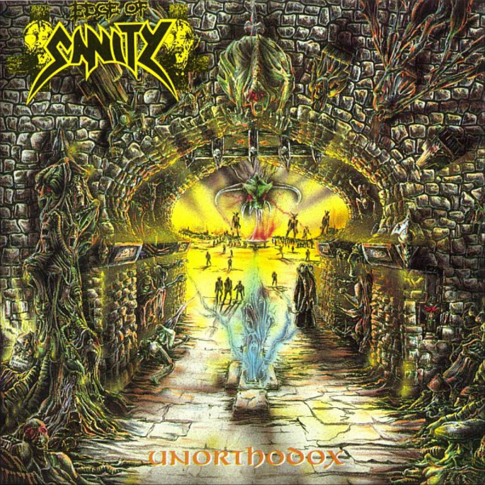 Edge of Sanity - Unorthodox CD (album) cover