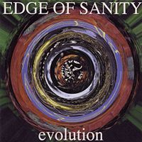 Edge of Sanity - Evolution CD (album) cover