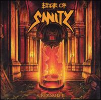 Edge of Sanity - Crimson II CD (album) cover